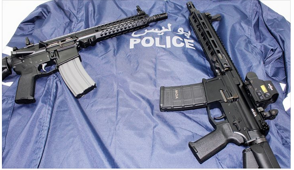 custom ar rifles st louis