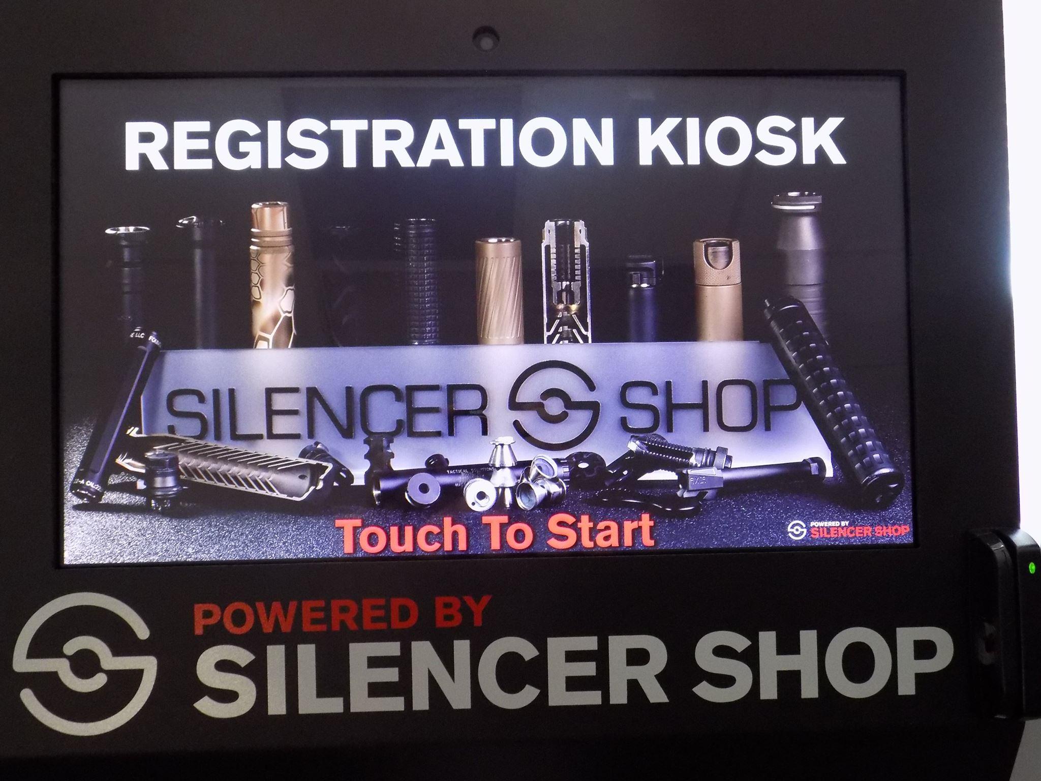 silencer st louis registration